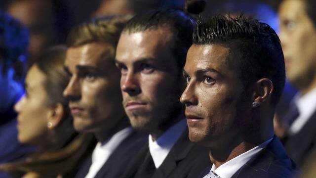 İşte UEFA'ya göre 2017 yılının en iyi 11'i