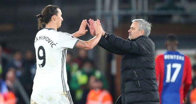 Jose Mourinho açıkladı! Zlatan Ibrahimovic de bunu biliyor