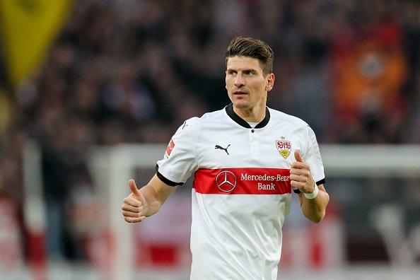 Mario Gomez'den Stuttgart ile kusursuz açılış