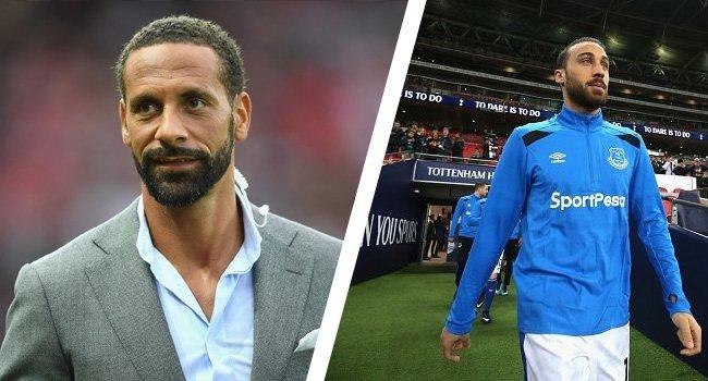 Rio Ferdinand'dan Cenk Tosun için dikkat çeken sözler