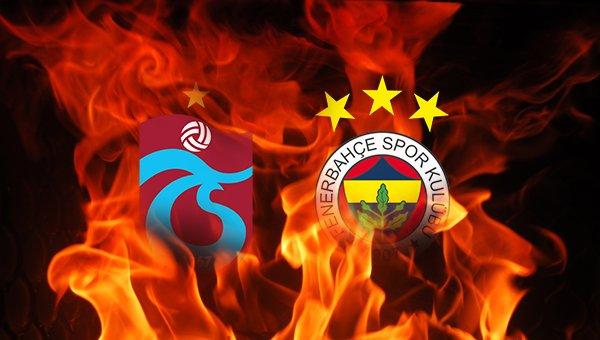 Trabzonspor taraftarından Fenerbahçe maçı öncesi TFF'ye büyük tepki