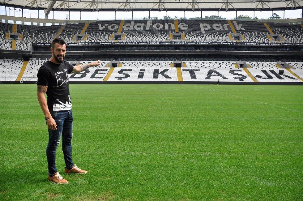 Ve Beşiktaş'ta Negredo için flaş transfer kararı