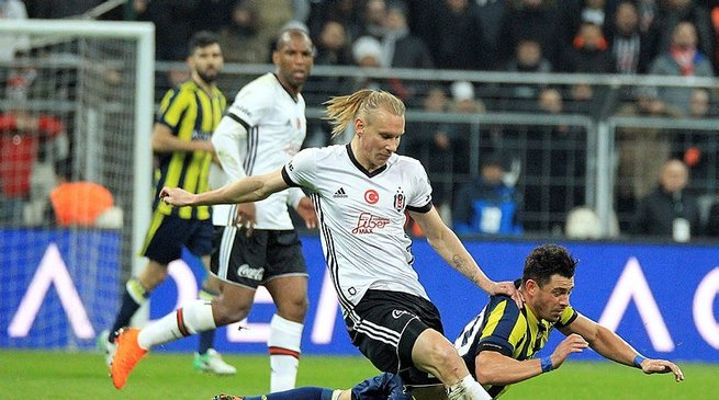<h2>  Beşiktaş, kupa derbisini de kazanma peşinde</h2>