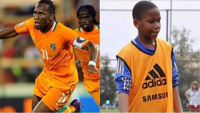 Drogba'nın oğlu imzayı attı! Bakın hangi takıma transfer oldu