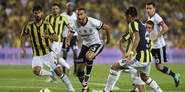 <h2>Fenerbahçe, Beşiktaş deplasmanında</h2>
