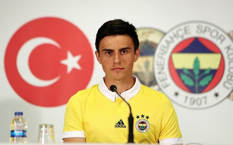 Fenerbahçe'de Eljif Elmas için yeni gelişme