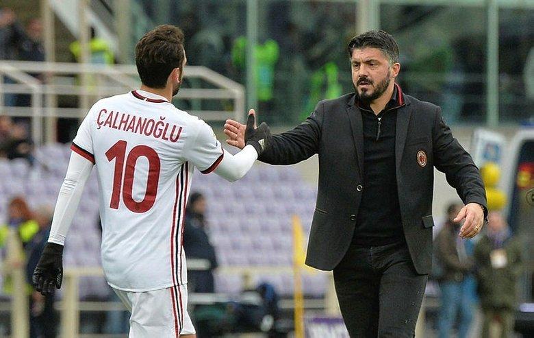 Gattuso'dan Hakan Çalhanoğlu için flaş itiraf