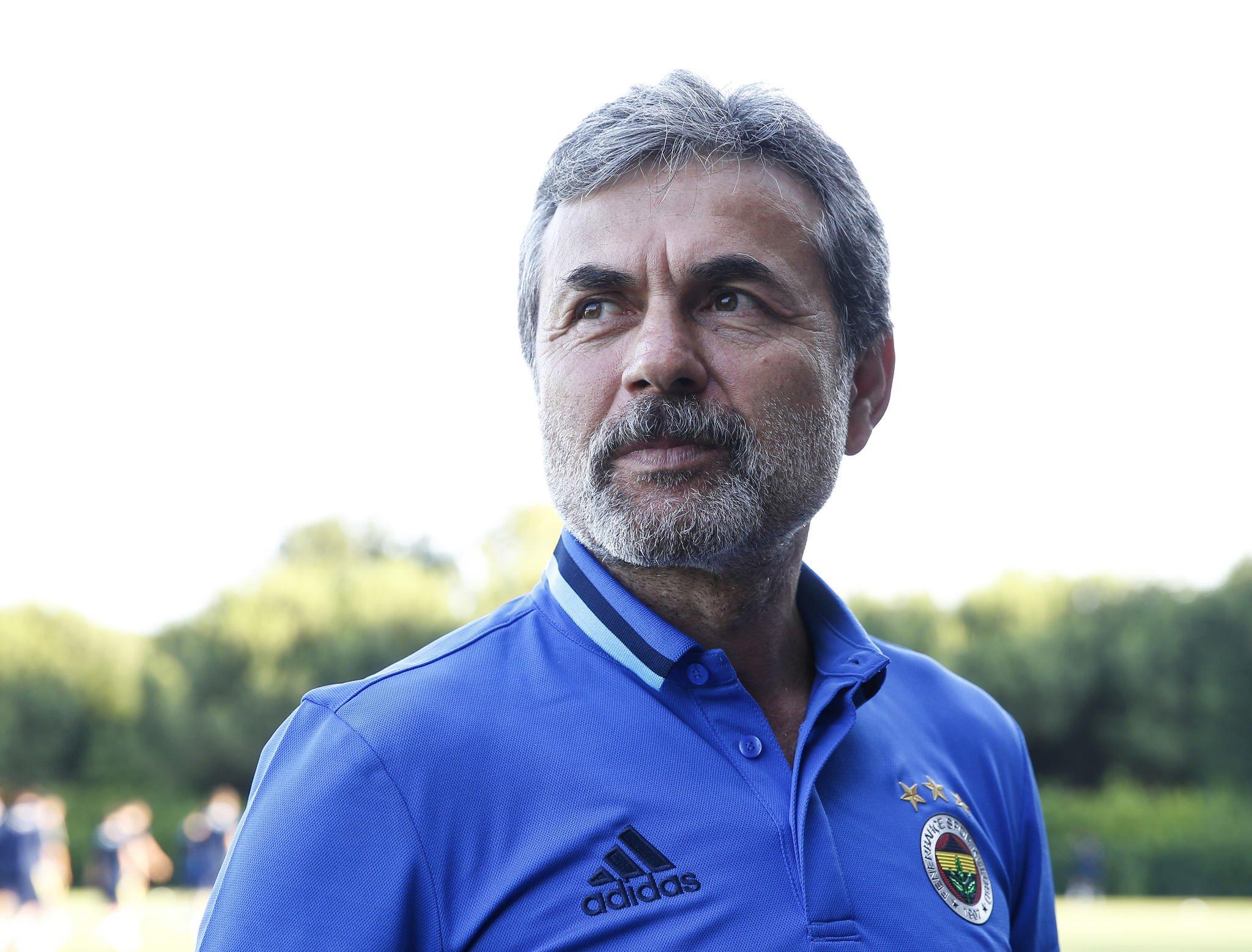 Giresunspor maçında Aykut Kocaman'ı sevindiren olay