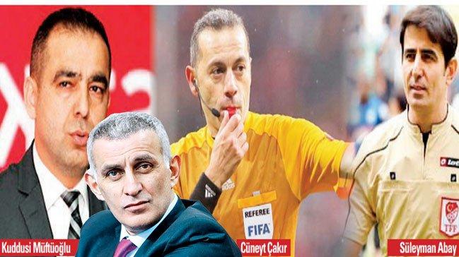 İbrahim Hacıosmanoğlu suç duyurusunda bulundu! Süper Lig hakemlerine FETÖ incelemesi