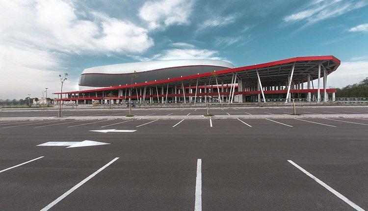 <h2>Samsun 19 Mayıs Stadyumu [Samsun, Türkiye]</h2>