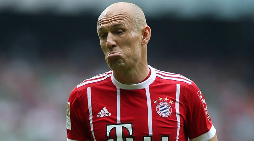 Transferde Arjen Robben bombası! İmzalıyor