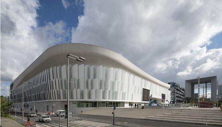 <h2>U Arena [Paris/Nanterre, Fransa]</h2>