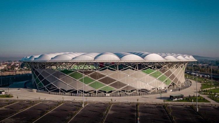 <h2>Yeni Atatürk Stadyumu [Sakarya, Türkiye]</h2>
