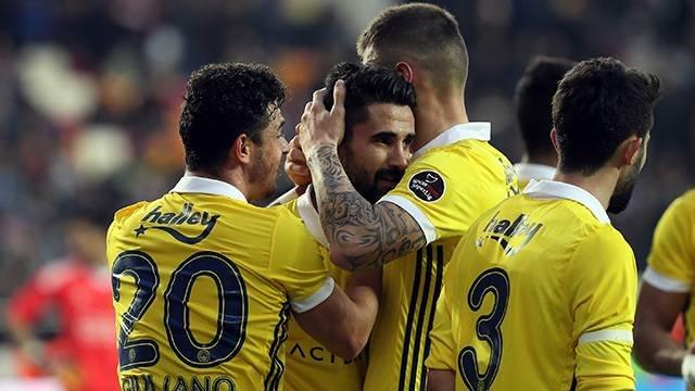 <h2> Fenerbahçe, PFDK'ya sevk edildi!</h2>