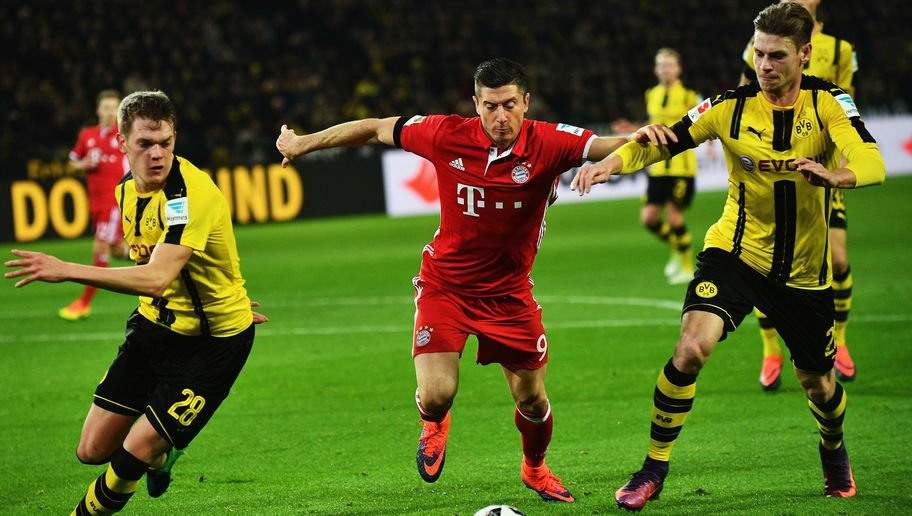 Bayern Münih - Dortmund maçına sürpriz yayıncı! Şifresiz izle