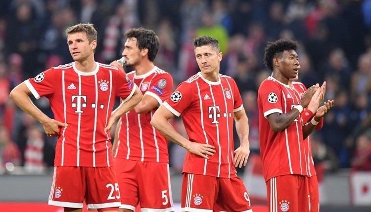 Bayern Münih antrenmanında kavga! Kapa çeneni