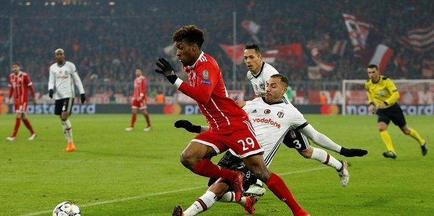 <h2>Bayern Münih'in 3 yıldızı Beşiktaş'a karşı yok</h2>