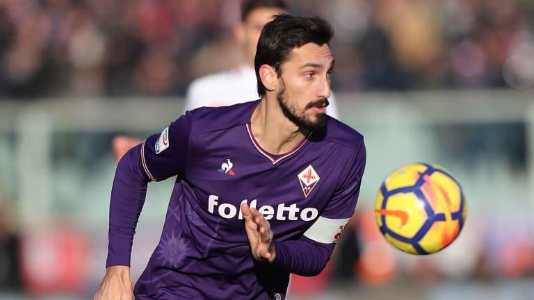 Fiorentina'dan Davide Astori için duygulandıran hareket