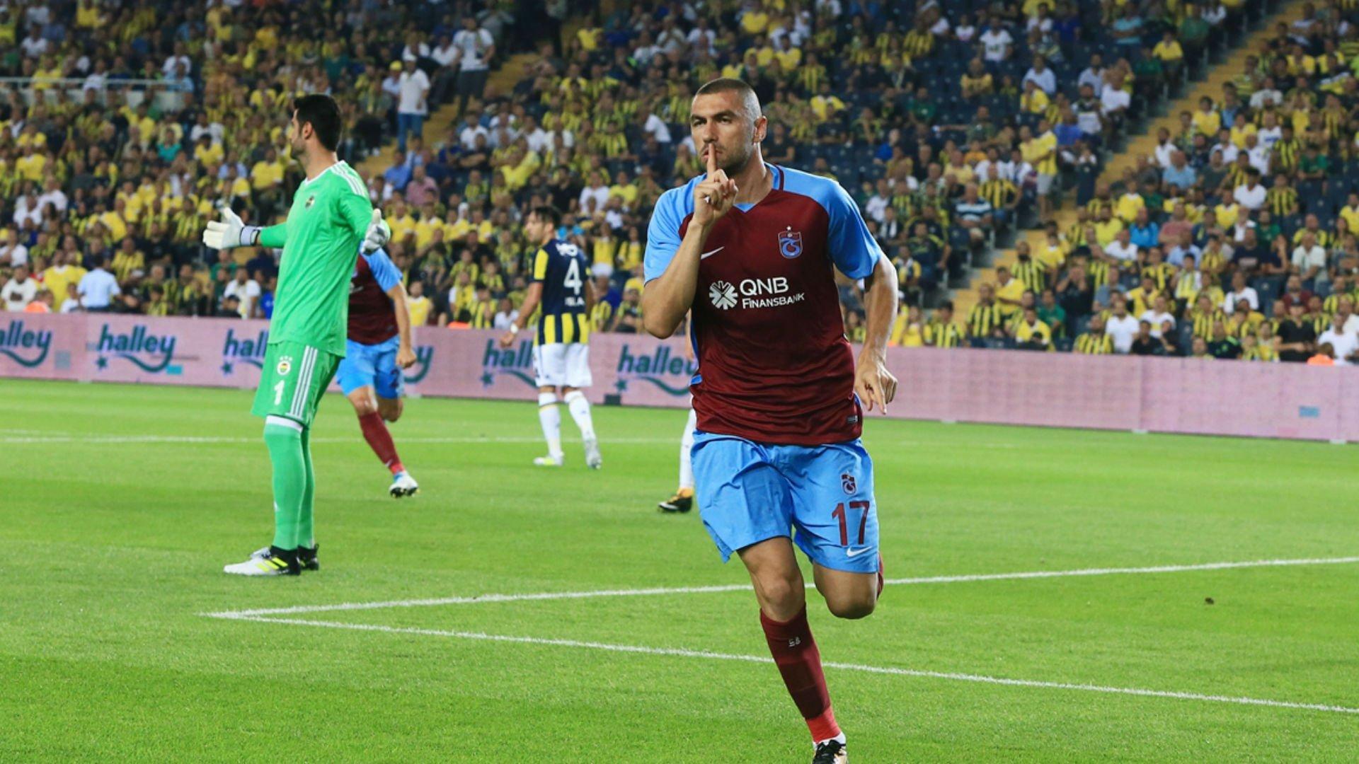 <h2>Burak Yılmaz -  Beşiktaş</h2>