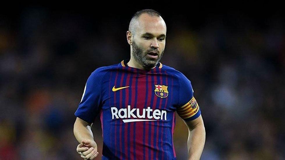 Iniesta'ya görülmemiş transfer teklifi! Duyanlar şaştı kaldı