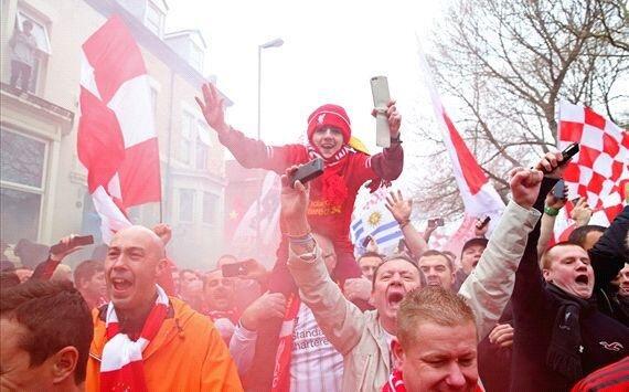 Liverpool taraftarı din değiştiriyor! Müslüman oluyorlar