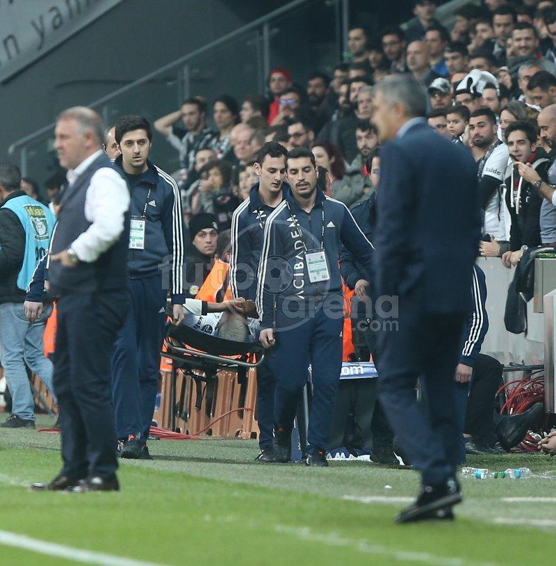Mesut Bakkal, Beşiktaş maçından sonra isyan etti! Ben yokum