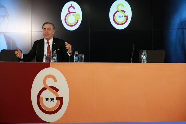 <h2>Mustafa Cengiz'in ilk derbi heyecanı</h2>