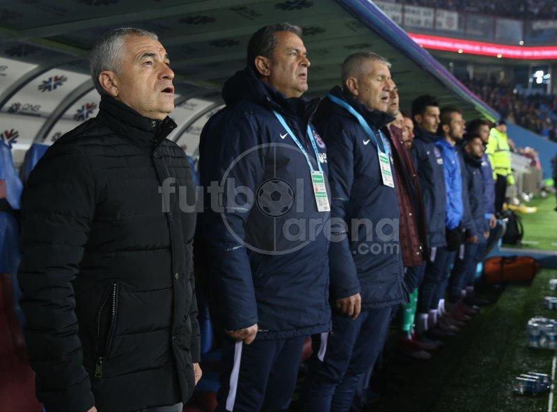 Rıza Çalımbay'dan Beşiktaş maçı sitemi! Ben yapmadım
