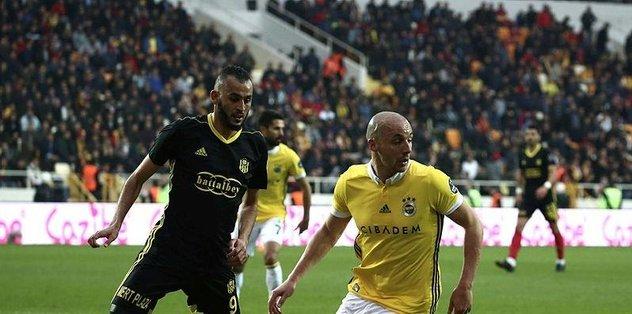 <h2>Top kapma ustası Fenerbahçe</h2>