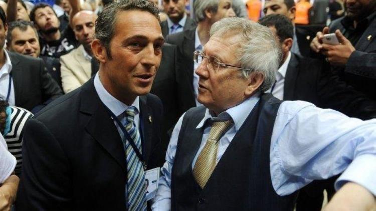 Aziz Yıldırım ve Ali Koç'un dev buluşması! O tarih...