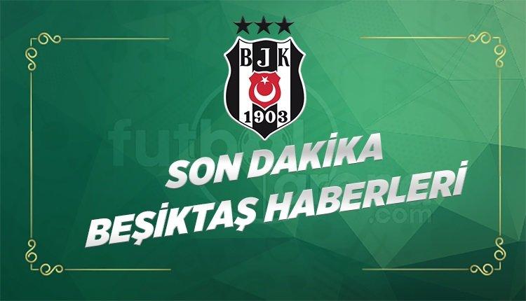 Beşiktaş Haberleri - Beşiktaş Transfer Gelişmeleri (10 Nisan 2018)