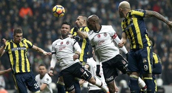 Beşiktaş'ta Fenerbahçe şifresi belli oldu!