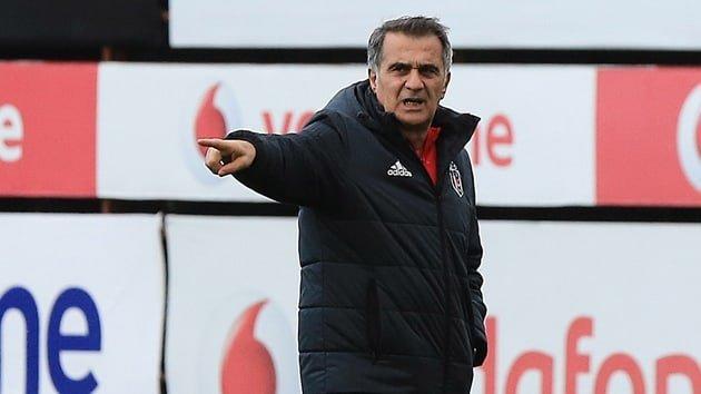 Beşiktaş'ta Şenol Güneş'in Akhisar planı