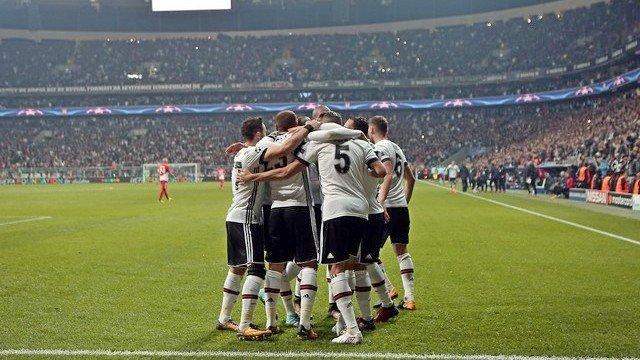 Beşiktaş'ta 'vurucu tim' Fenerbahçe'ye hazır