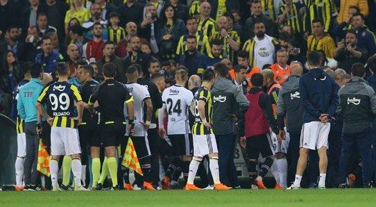 Beşiktaş'tan Fenerbahçe'ye flaş tepki!
