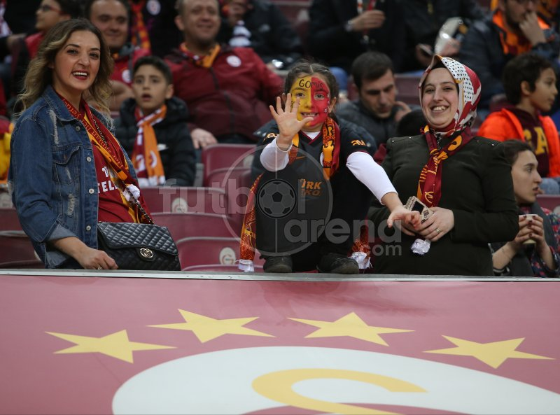 FutbolArena Galatasaray - Akhisarspor maçında