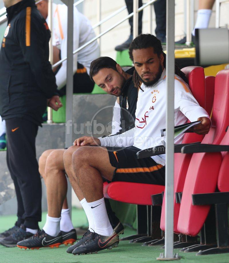 FutbolArena, Galatasaray'ın Başakşehir antrenmanında