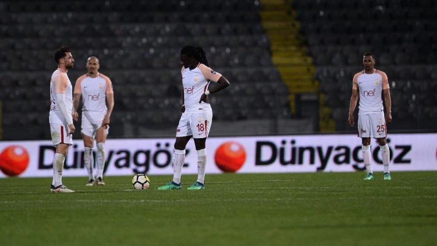 Galatasaray'da deprem! 6 isim birden gönderiliyor