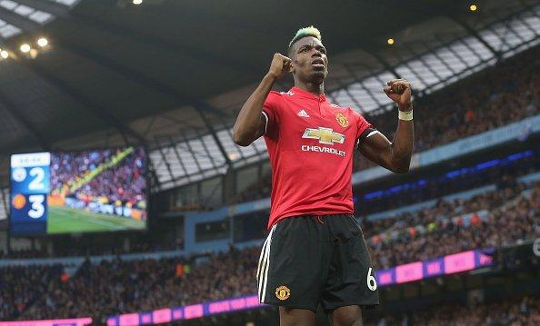 Pogba'dan Manchester City'li taraftarları çıldırtan hareket
