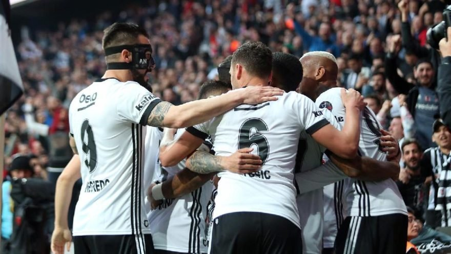 Süper Lig'de Beşiktaş gerçeği! Rakipleri acımadı