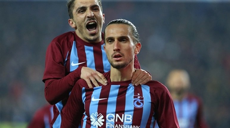 Trabzonspor'da Yusuf ve Abdülkadir'e 870 milyon TL