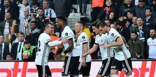 Ve Beşiktaş'ın 7 kişilik transfer listesi ortaya çıktı