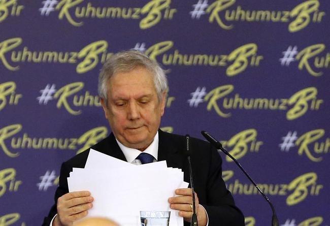 Ve Fenerbahçe'de Aziz Yıldırım'ın mali planı belli oldu
