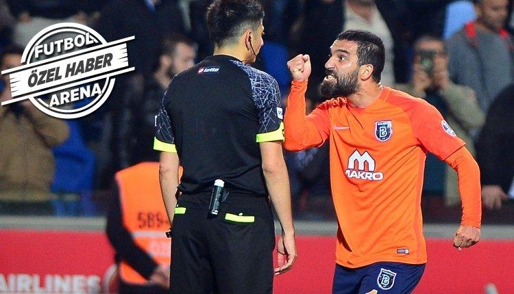 Arda Turan çılgına döndü! Kaç maç ceza alacak?