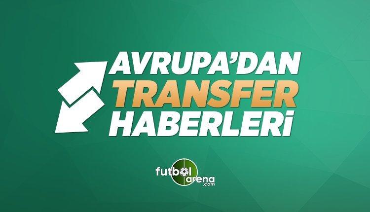 Avrupa'dan transfer gelişmeleri (18 Mayıs 2018)