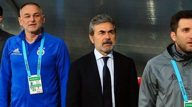 Aykut Kocaman'dan yönetime transfer raporu: Ben gitsem de onu alın