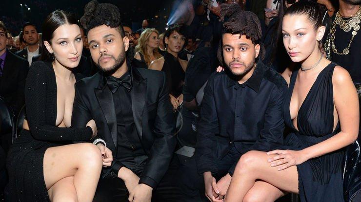 'Bella Hadid ve eski sevgilisi The Weeknd dudak dudağa yakalandı!