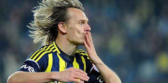 Eski Fenerbahçeli Krasic'e şok!