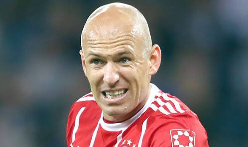 Flaş! Ve Arjen Robben transferi resmen açıklandı