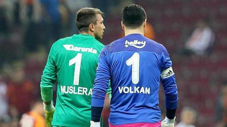 Ve işte Fenerbahçe'nin yeni kalecisi